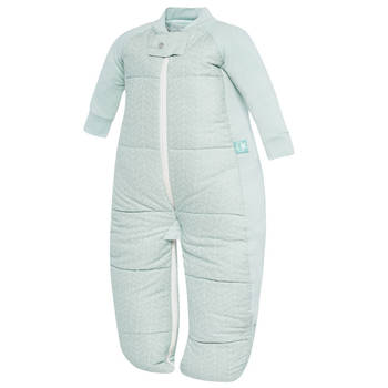 Ergo Pouch Sleep Suit Bag 2-12 Months - TOG:3.5 - Mint Leaves