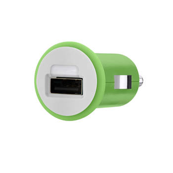 Belkin F8J002Qe Mixit Usb Car Socket Charger 10 Watt/2.1 Amp For Ipad Mini Air Iphone Ipod