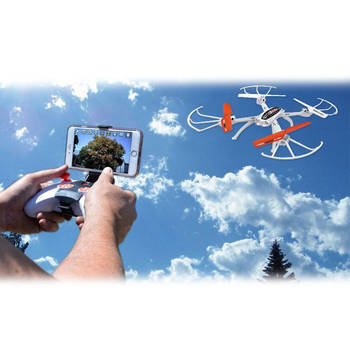 Wifi Remote Controlled Drone w/Live Video Camera for Smartphone
