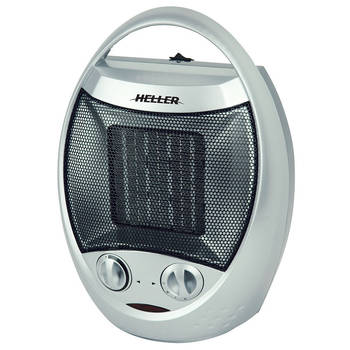 Heller 1500W Electric Ceramic Upright Fan Heater