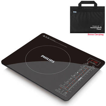 Electric Induction Cooker w/ Digital Display