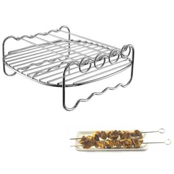 Philips HD9905/00 Double Layer/Skewer Cooking Tray for XL Airfryer