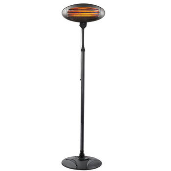 2000W Electric Indoor/Outdoor Patio Heater