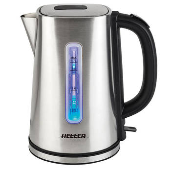 Heller HSK17 1.7L Stainless Steel Kettle