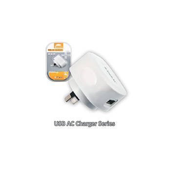 1 Port Usb Ac Adapter 1A 5 Travel Wall Charger For Iphone Ipod Iphone Htc Galaxy