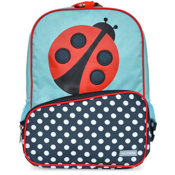 JJ Cole Little Backpack Ladybug