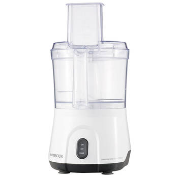 Kambrook 550W 1.5L Stainless Steel Electric Direct Drive Food Processor/Slicer