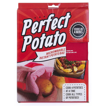 Perfect Potato Instant Microwave Bag