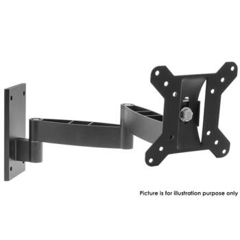 "Lcd Led Wall Mount Bracket For Sony Tv 19-22"" Series: Bx , S5700, S4000"