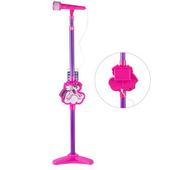 My Little Pony Kids Karaoke Microphone Stand