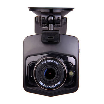 Laser Full High Definition 1080P In Car Digital Video Recorder w/ GPS Track