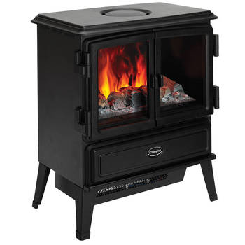 Dimplex Oakhurst Electric Fireplace Heater