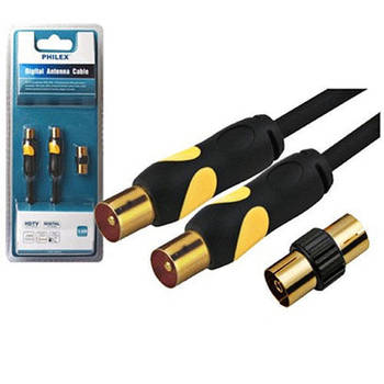 2M Digital TV Antenna Cable Female To Female