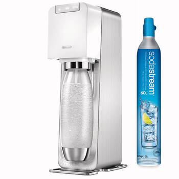Power White Drink Maker Soda Stream