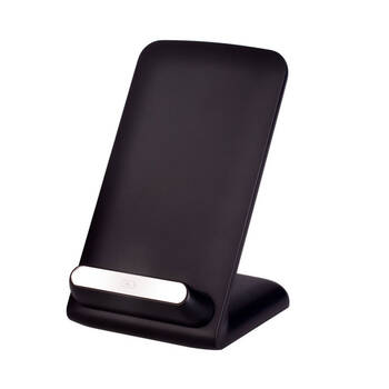 Laser Qi Wireless Vertical Dock Fast Charger for iPhone & Android