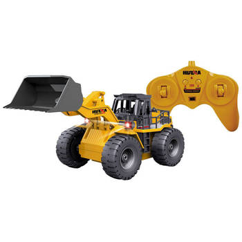 Tractor Bulldozer Digger Toy - RC Remote Controlle