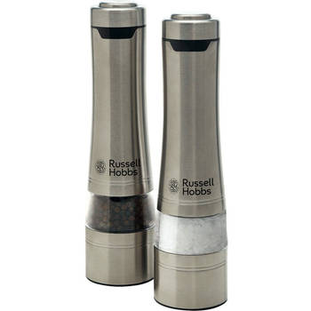 Electric Salt/Pepper Mill Set