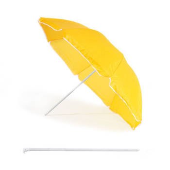 Beach Umbrella Yellow
