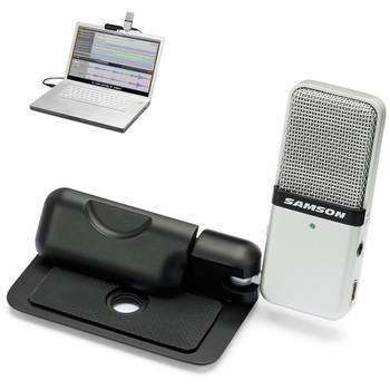 Samson Go Mic Usb Professional Hi Quality Microphone For Computer Pc/Mac Record