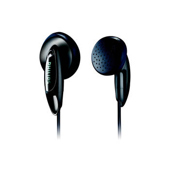 Philips She1350 Bass Vent Earphones Headphones In-Ear For Tv Radio Mp3 Cd Player