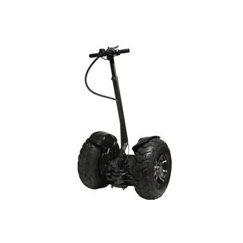 1000W 21Km/H Electric Motorised Chariot Speed Way 4 Wheel Scooter - Carry 100Kg