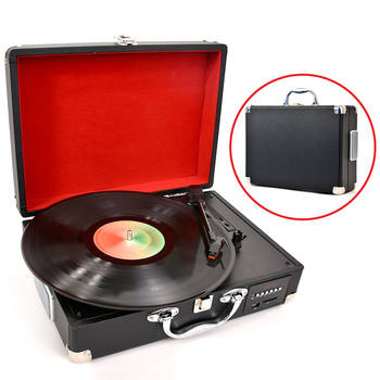 Portable Turntable Suitcase