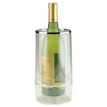 Transparent Wine Cooler