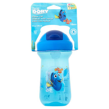 Disney Finding Nemo Flip Top Straw Cup