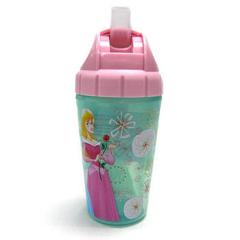 Disney Princess Insulated Straw Cup