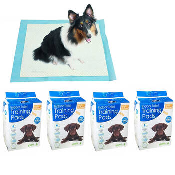 Puppy Toilet Training Pads 400pk