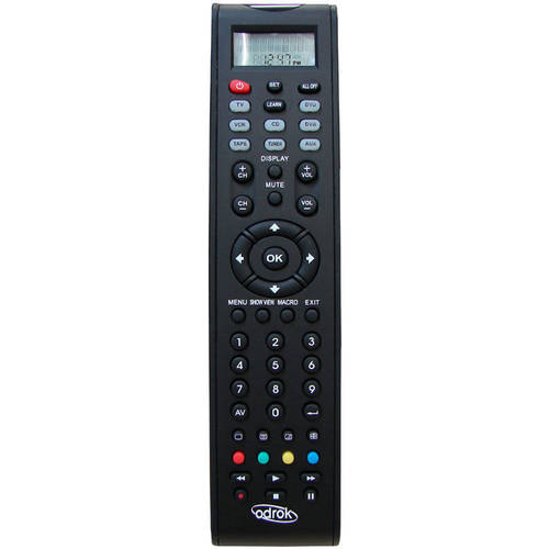 Odrock 8in1 Universal Remote Control Learning Function/Pre-Programmed TV LCD