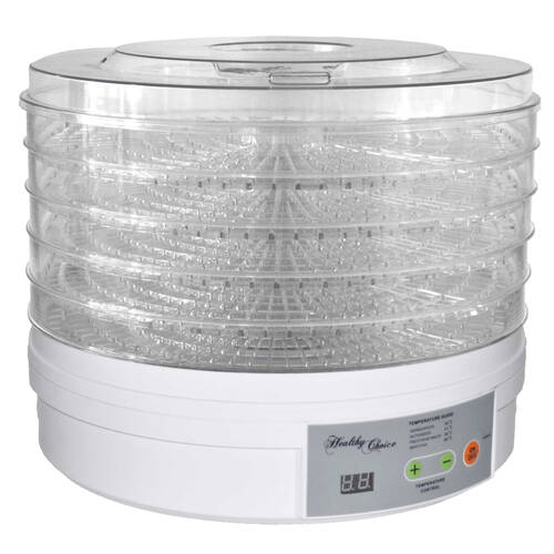 Healthy Choise 5 Tray Layers Food Dehydrator