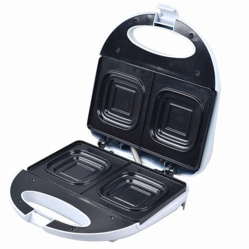 Maxim Deep Dish Sandwich Maker Press Toaster - Toast Whole Square Loaf Bread Slice