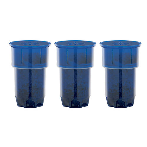 Pack Of 3 Spare/Replacement Filters For Wfc Heller 5L Water Filter & Chiller